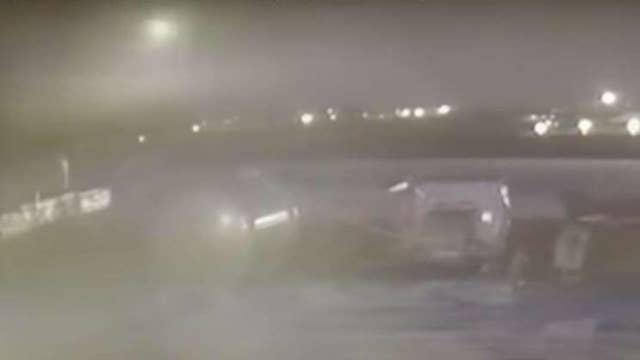 New video from Iran purports to show accidental shootdown of Ukrainian passenger plane