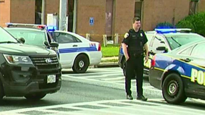 5 killed, 12 wounded in 8 separate shootings throughout Baltimore in single weekend