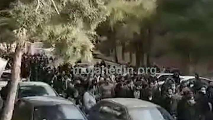 Protests in Iran continue for second straight day over accidental shoot down of Ukrainian airliner