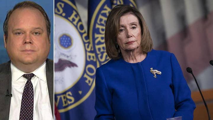 Stirewalt: Pelosi has to be careful of impeachment managers 'thirsty' for spotlight