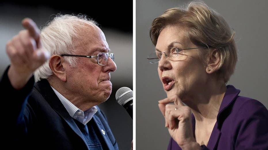 Sens. Warren, Sanders trade jabs ahead of Iowa Caucuses