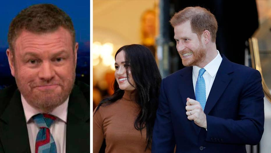 Mark Steyn on the 'absolute lowest point' for the British monarchy