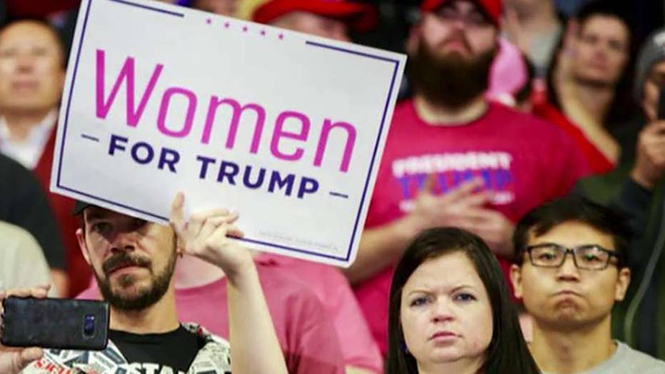 Women see boost in US labor force under President Trump