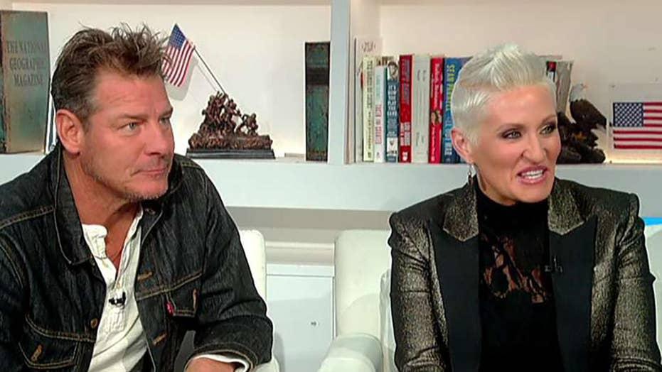 Ty Pennington engaged to Kellee Merrell: 'Glad I waited for the one'