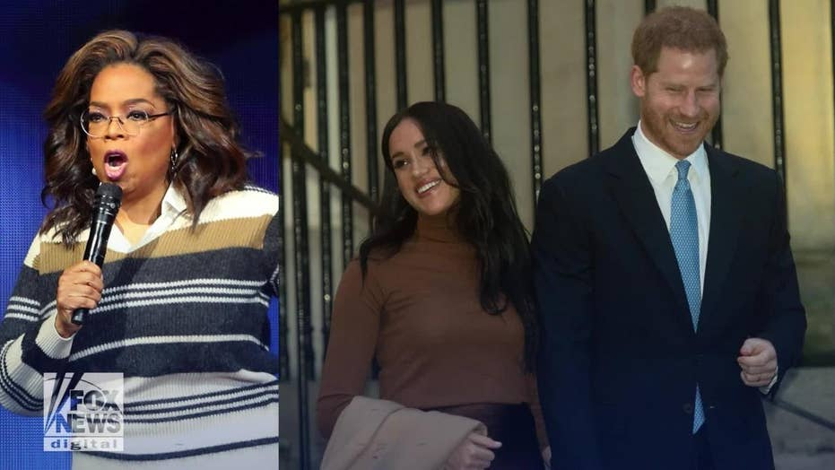 Oprah denies Meghan Markle, Prince Harry tell-all interview over Megxit