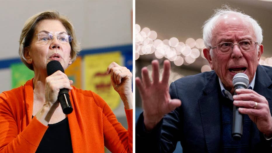 Dispute between Sanders, Warren heats up gender debate on campaign trail