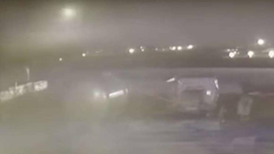 New video from Iran purports to show accidental shootdown of Ukrainian passenger plane
