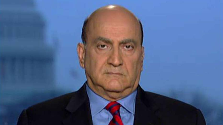 Walid Phares rejects Trudeau's claim that US escalation is partly to blame for downing of Ukrainian jet