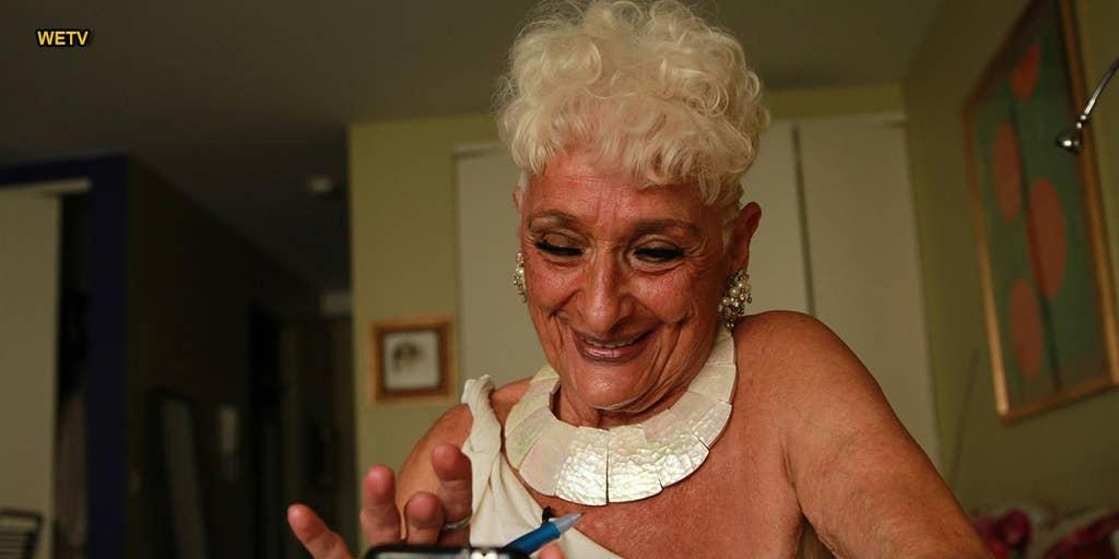 Grannies very mature Exclusive clip: