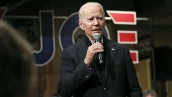 Biden accepts Sanders apology over unofficial surrogate's blistering op-ed