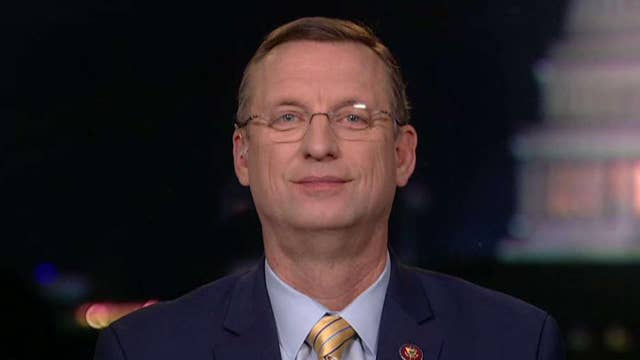 Rep. Doug Collins says Democrats' impeachment 'document dump' is an effort to deflect from their weak case