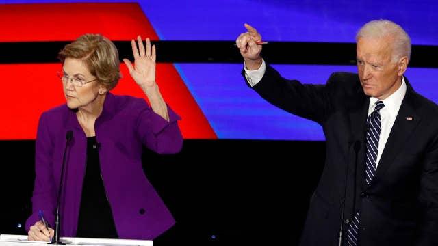 Foreign policy, Warren-Biden spat in focus at seventh Democratic presidential debate