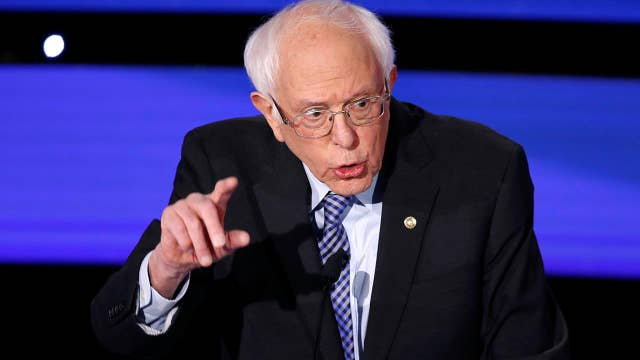 Sanders called out by CNN commentators for hiding cost of healthcare plan