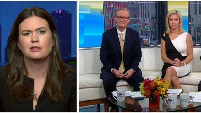 Sarah Sanders: Dems have no plan other than take your money
