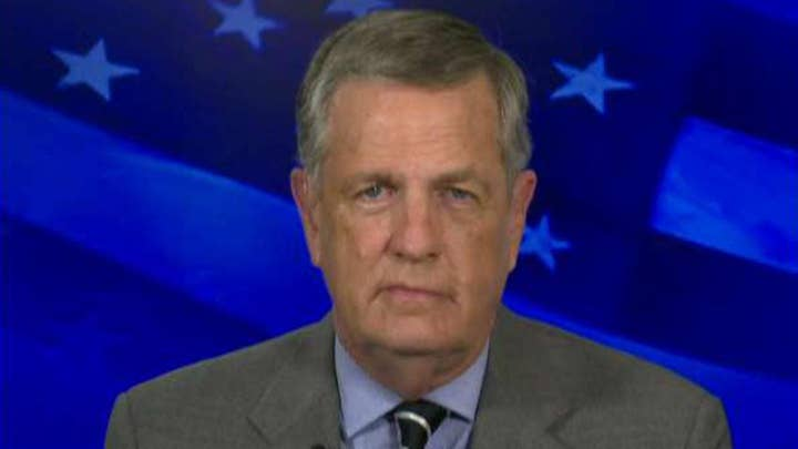 Brit Hume on Democrats' call for impeachment witnesses: It's a Hail Mary pass