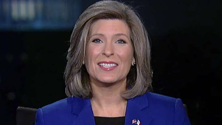 Sen. Ernst: Iowa debate showed how far Democrats are from the mainstream
