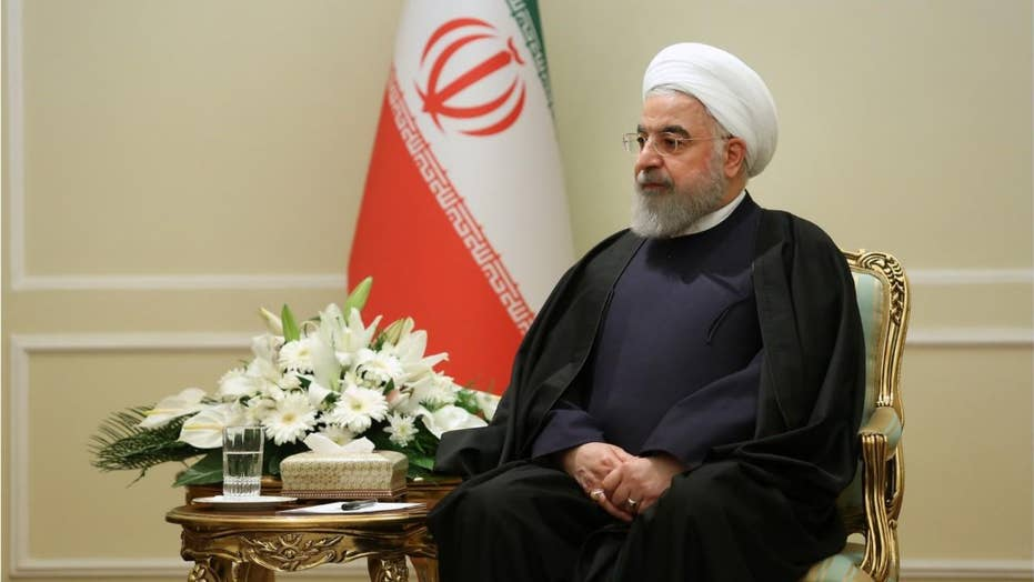 Iran threatens European soldiers, 'could be in danger'