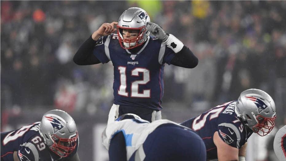 Tom Brady seen in Patriots helmet in latest social media post, sends fans into frenzy