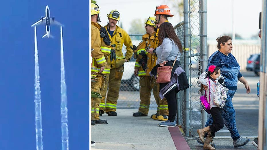 60 treated for injuries after Delta jet dumps fuel on Los Angeles neighborhood