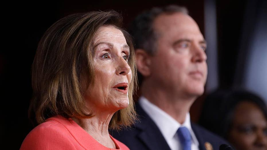 Pelosi names Adam Schiff as lead impeachment manager for Senate trial