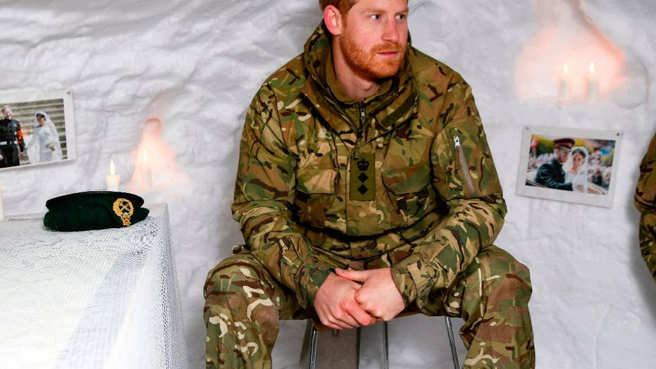 Report: Prince Harry shut off communication with friends