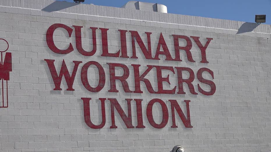 2020 Democrats vying for Culinary Union support ahead of Nevada caucuses