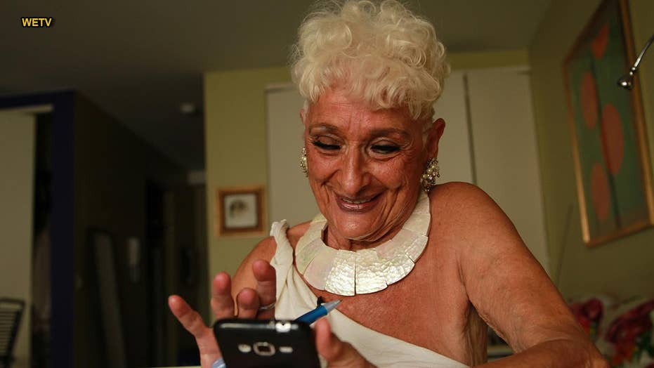 'Tinder Granny' explains why she's quitting dating app for love in doc: 'I'm really out there and desirable'