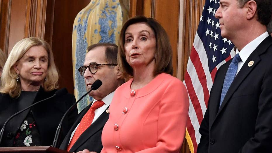Pelosi: We are making progress for the American people, progress in support of our Costitution
