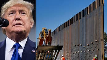 DHS waives contracting laws in bid to speed up border wall construction