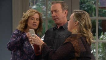 Stars of 'Last Man Standing' on cast growing together as a family