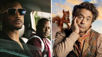 New in Theaters: 'Bad Boys: For Life' and 'Dolittle'