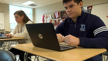 Pennsylvania schools turning to 'cyber snow days' on bad weather days