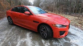 Fox News Autos test drive: 2020 Jaguar XE