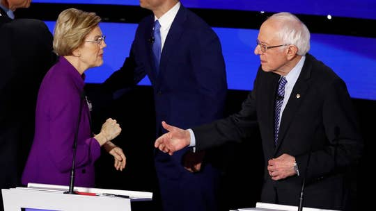 Mixed results as Sanders tries to get past clash with Warren over sexism