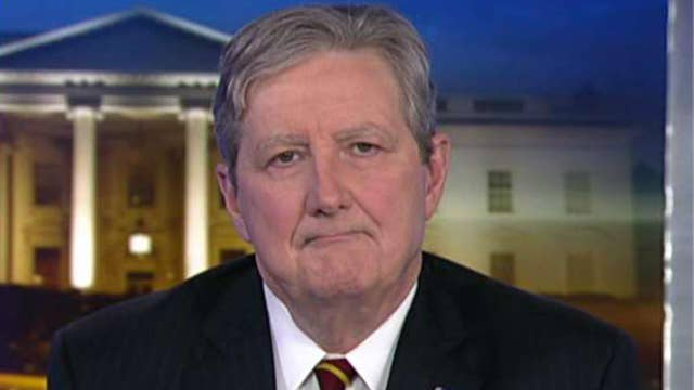 Sen. Kennedy on impeachment trial: Discussion of witnesses is premature