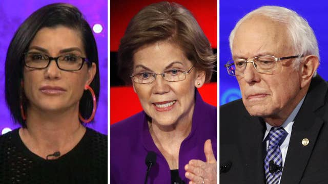 Loesch: Warren has lied so much that it's hard to take her seriously on Bernie spat