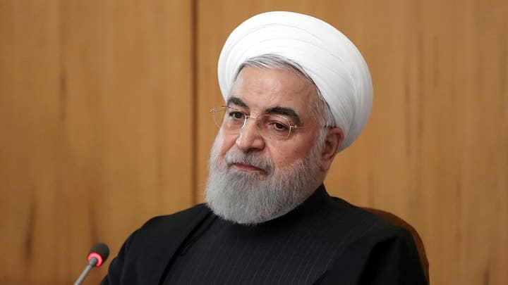Rouhani says no new 'Trump deal' for Iran