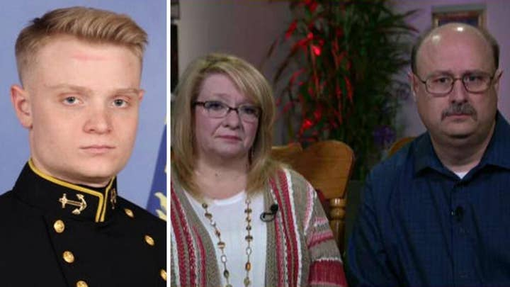 Parents of Pensacola hero push for arming men and women on military bases