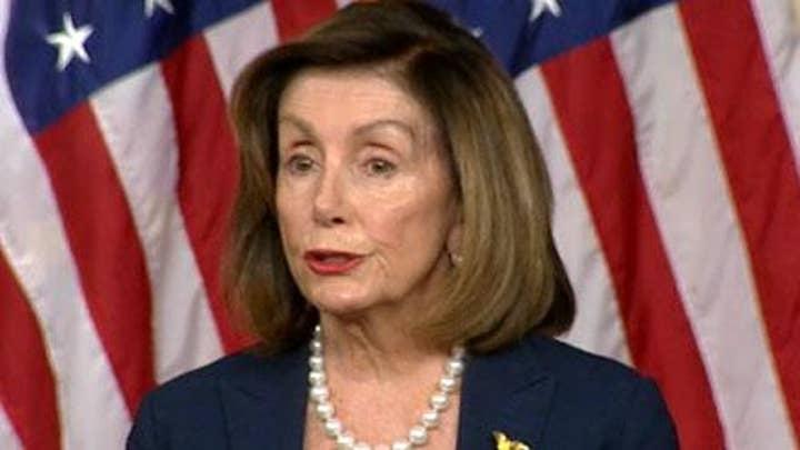 Speaker Pelosi: White House budget office broke the law