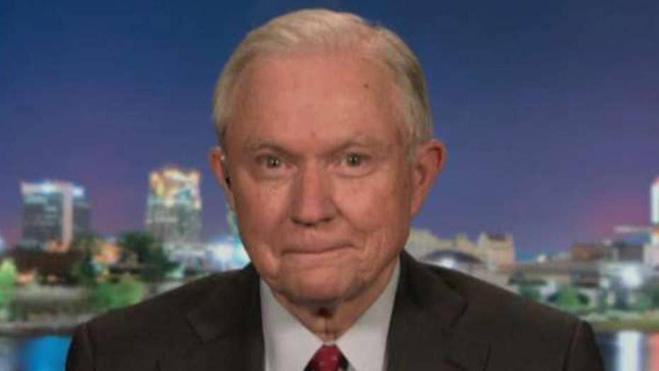 Sessions: American people are tired of impeachment charade