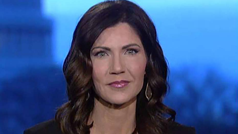 Gov. Noem: South Dakota farmers, ranchers thrilled to have a fair trade deal with China