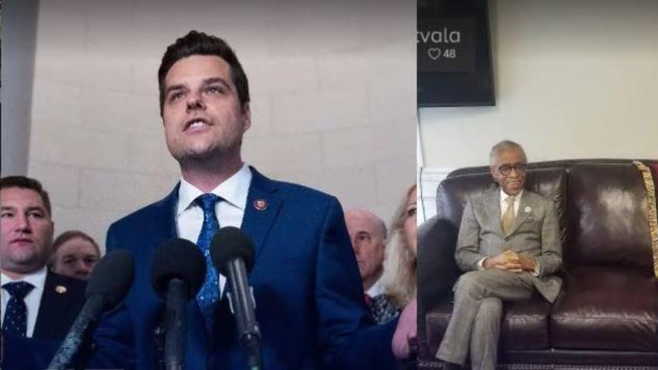 GOP Rep. Gaetz gets into nasty feud with Florida state rep. over sex 'game' allegations
