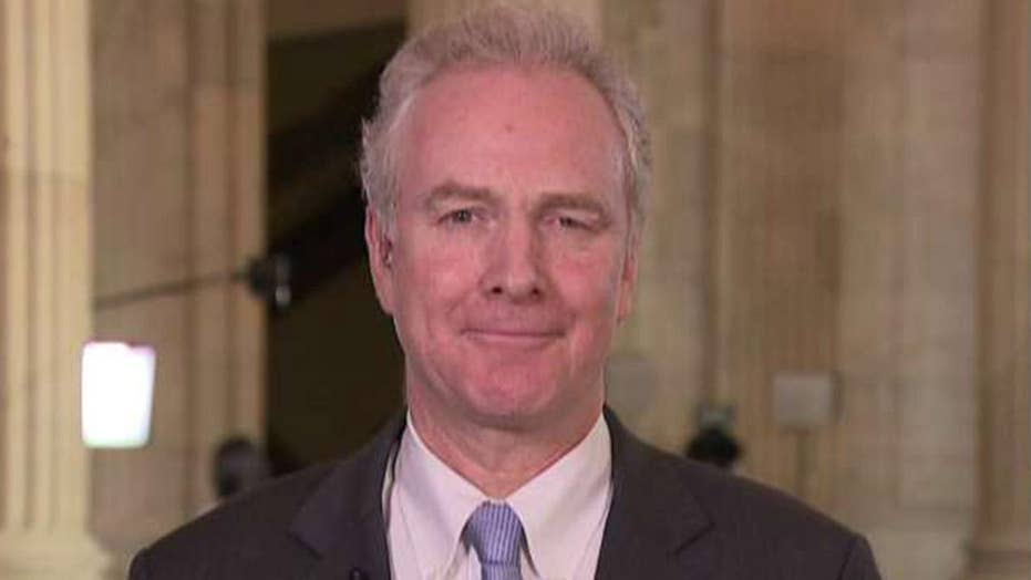 Sen. Van Hollen: President Trump violated the law by withholding the aid