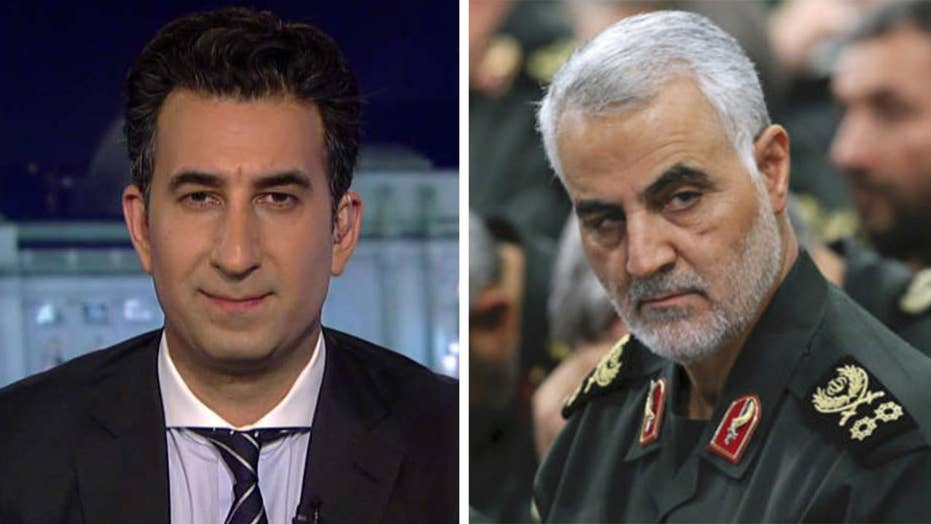 Middle East expert says few individuals had their hand in more regional conflicts than Qassem Soleimani