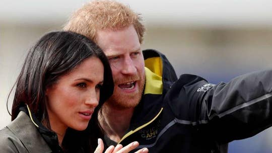 Meghan Markle, Prince Harry 'were bullied out of the royal family,' author claims