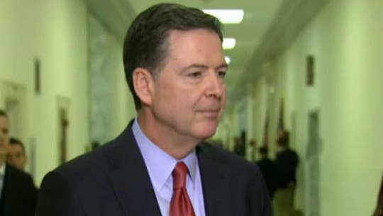 Holman Jenkins: The Comey coverup unravels