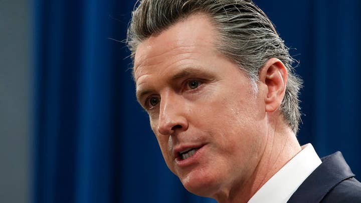 Newsom proposes to cut traffic fines only for low-income drivers