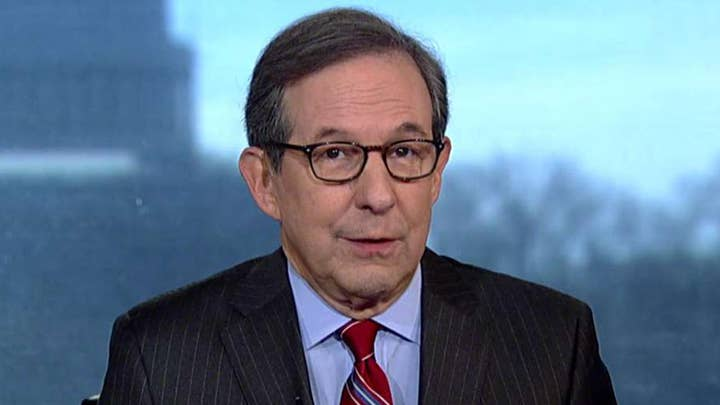 Chris Wallace questions the makeup of the legal team President Trump assembled for his impeachment defense