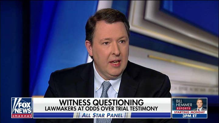 Marc Thiessen: Hunter Biden, Amos Hochstein will likely testify; won't be able to deflect to Trump's traits