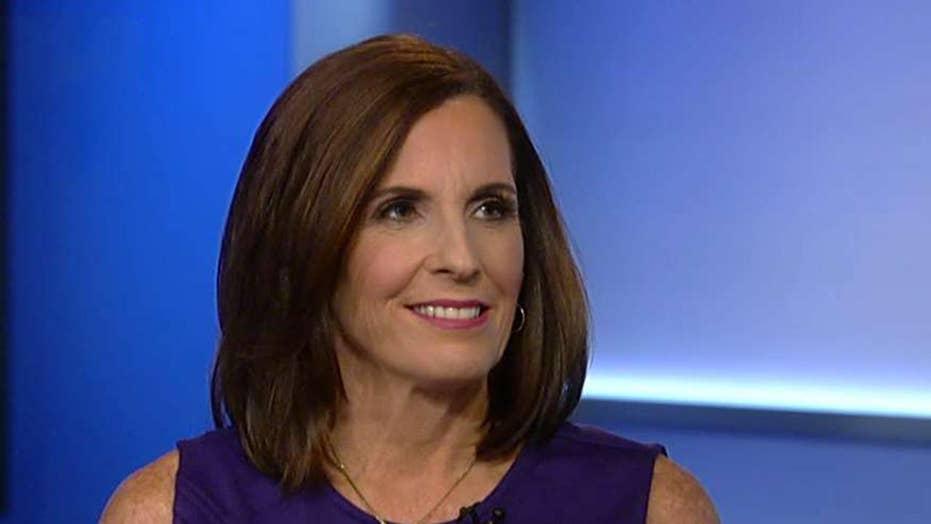 Sen. McSally on calling CNN reporter 'a liberal hack'